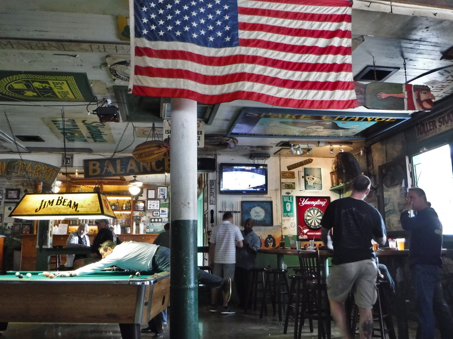 With a history reaching back to the 1890's, Green Parrot is a Key West icon.