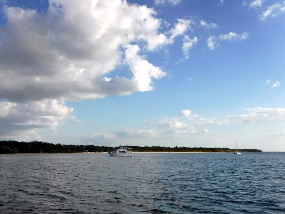 Anchorage at Panther Key.