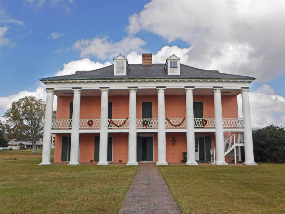 Malus-Beauregard House. Build nearly 20 years after the Battle of New Orleans, the house is named for its first and last owners.